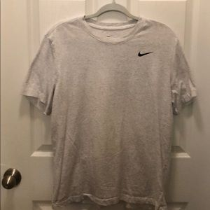 Nike cotton dri fit tee